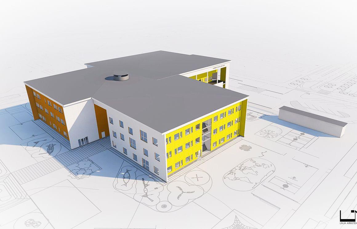Huomisen koulu rakennetaan kaikki elämän osa-alueet huomioiden