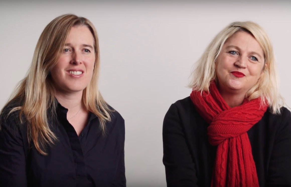 Kerstyn Comley & Suzi Godson On Addressing Mental Health