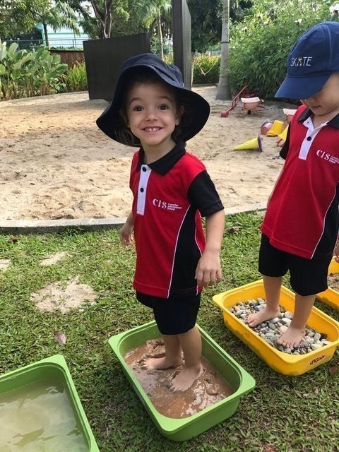 Connecting with the natural world at the Outdoor Discovery Centre in Singapore