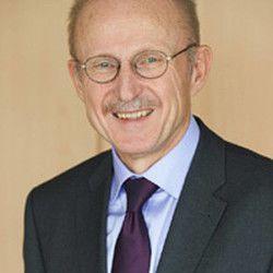   Wilfried Lemke, UN Secretary General's Special Advisor on Sports for Development and Peace (UNOSDP)