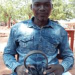 Filbert, Teacher, Mvepi Refugee Settlement, Uganda