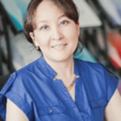Shilibekova Aidana, Candidate of Pedagogic Sciences, NIS, Deputy Chairperson