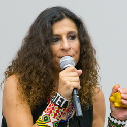 Marina Shacola, Founder and Chairwoman, Sophia Foundation for Children