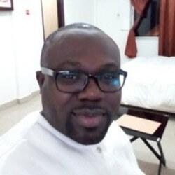 Stephen Caleb Opuni, Country Director -Ghana IDP Foundation, Inc./ IDP Rising Schools Program