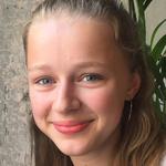 Phoebe, aged 15