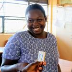Joyce, Community Education Volunteer