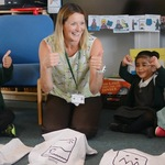 Liz, Early Years Lead, Primary School, UK