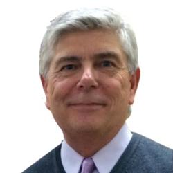 Brad Latzke, former Middle School Principal, Shanghai American School