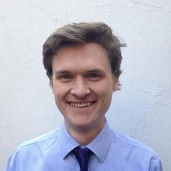 Tom Ravenscroft, CEO