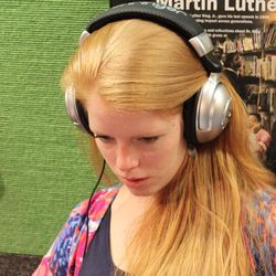 Alexandra Sorce, 17, Radio Documentary Producer