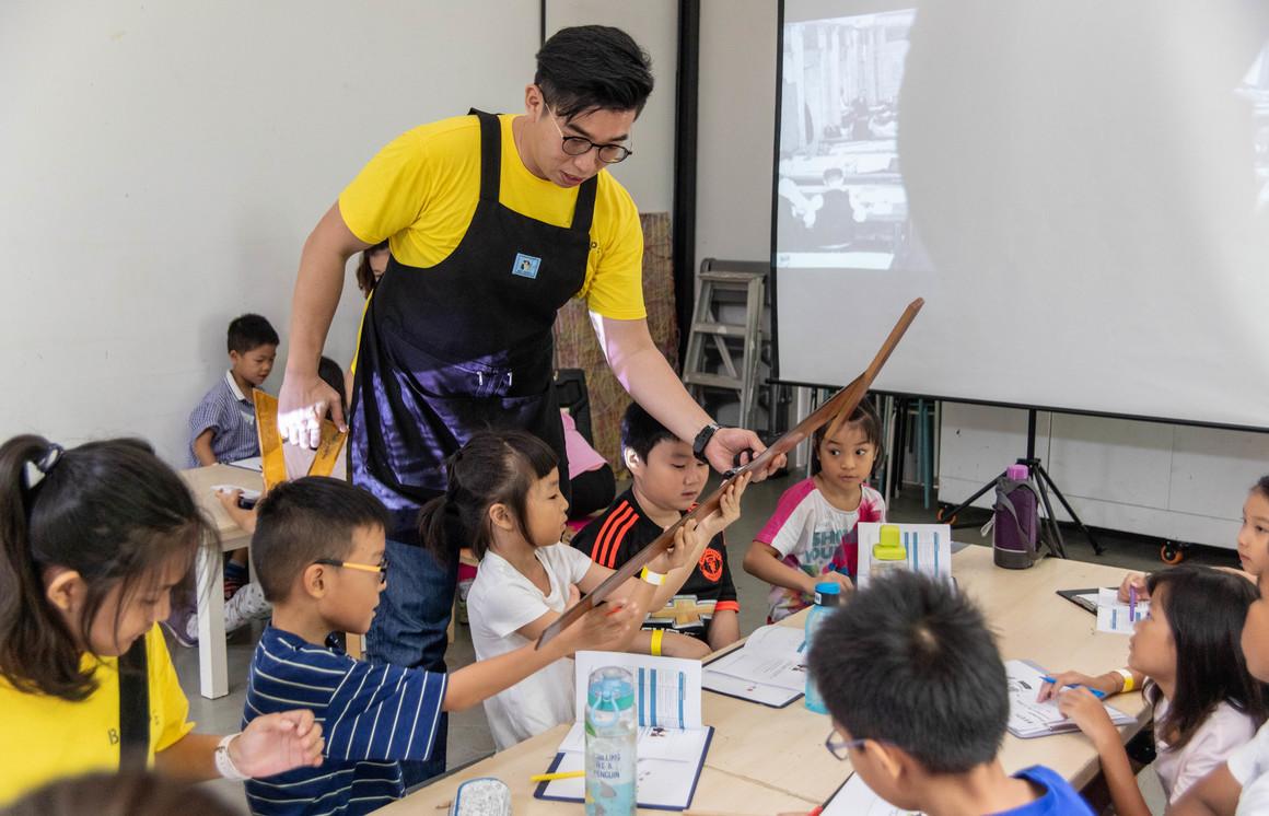 Beep Lab Design Mentoring To Spark Creativity Innovation For Kids Å¿«æ¨'追築