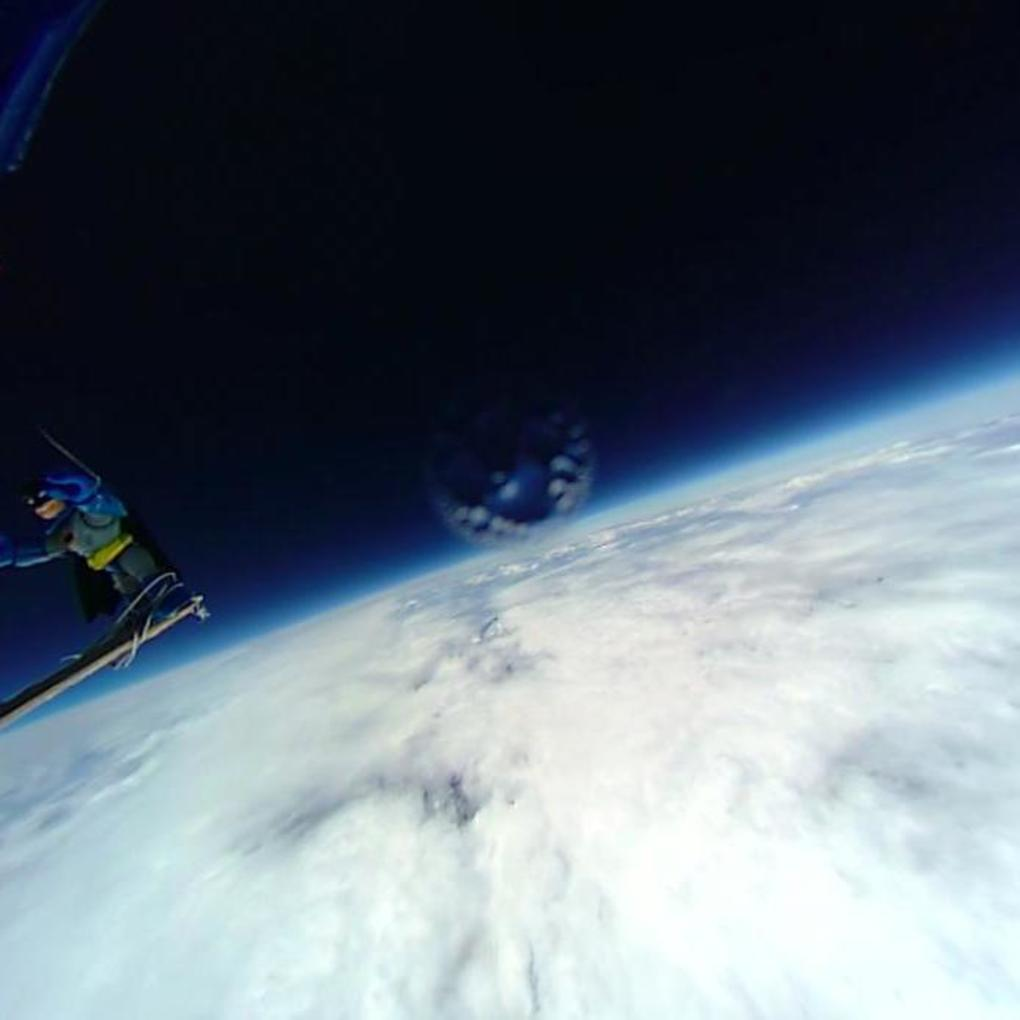 Weather Balloon Launches a 5th Grade Classroom to New Heights