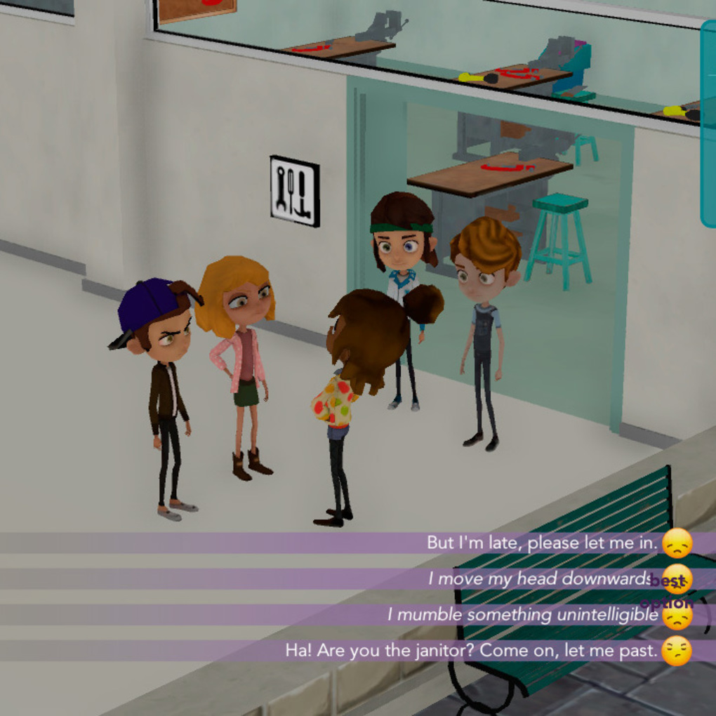 Bullying and online behaviour changes through serious games