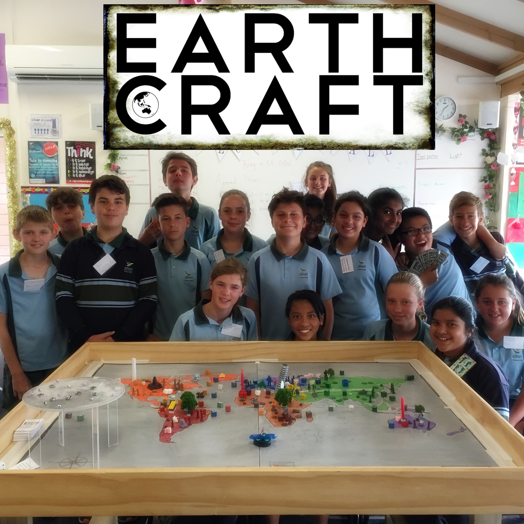 Squared earthcraft