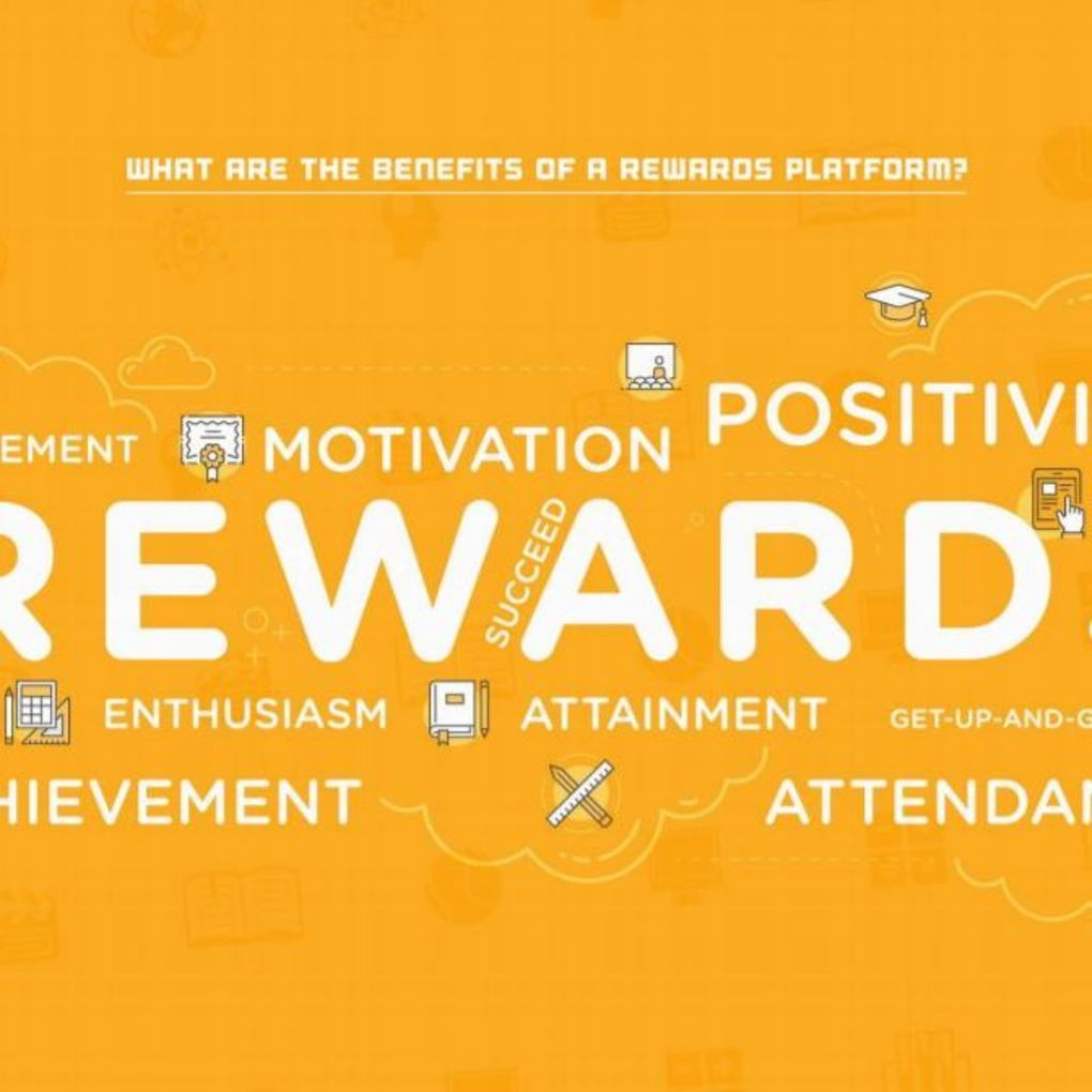 Squared learn2earn rewards