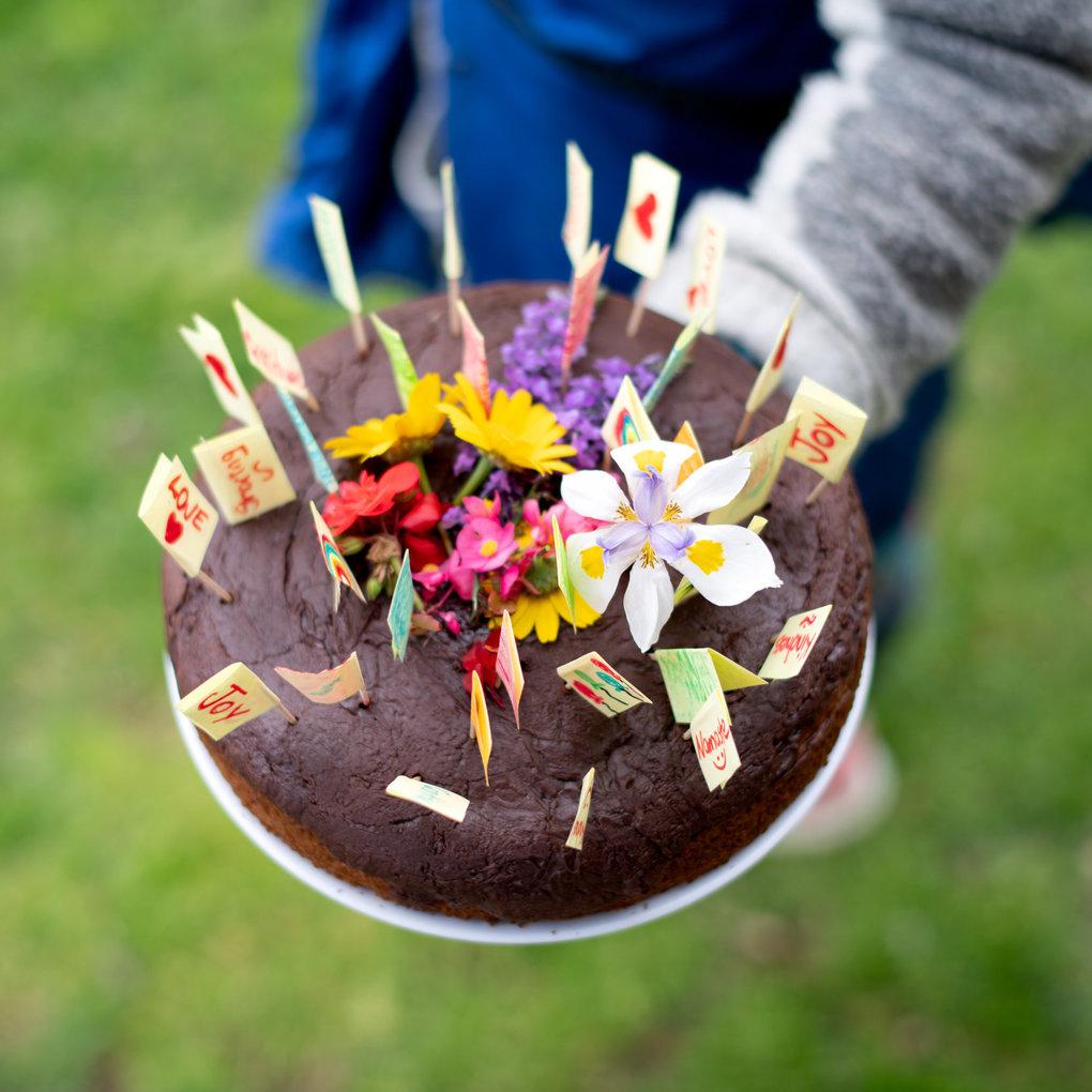 Squared cake  edit