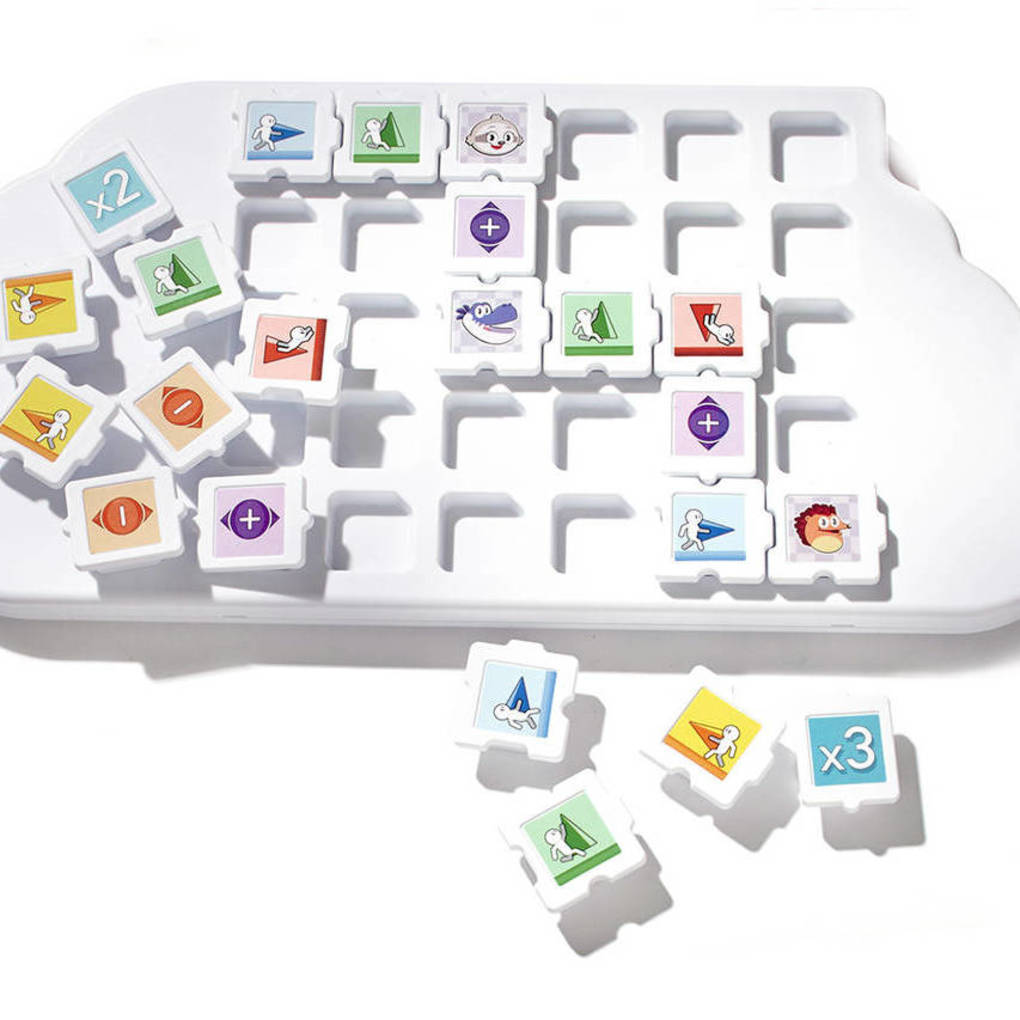 Squared playtray