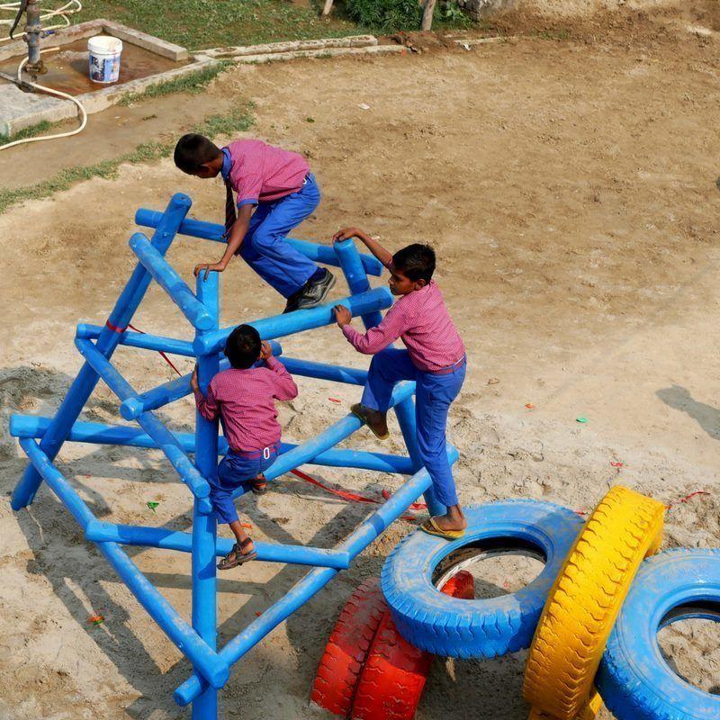 Build that playground!