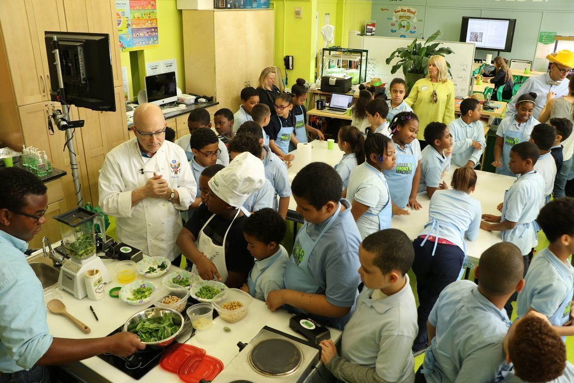 Get to work with the Green Bronx Machine Classroom Curriculum