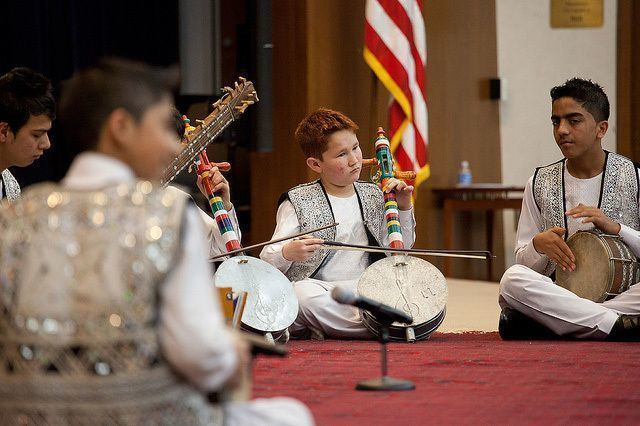 Promote diversity and intercultural understanding